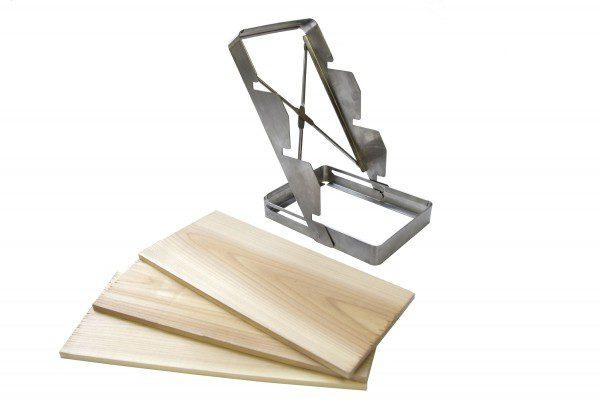 Plank Rack