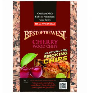 Best of the West cherry houtsnippers groot