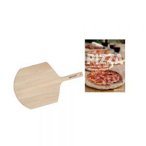 Pizzacraft pizza receptenboek met spatel