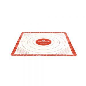Pizzacraft flexibele deegrol mat