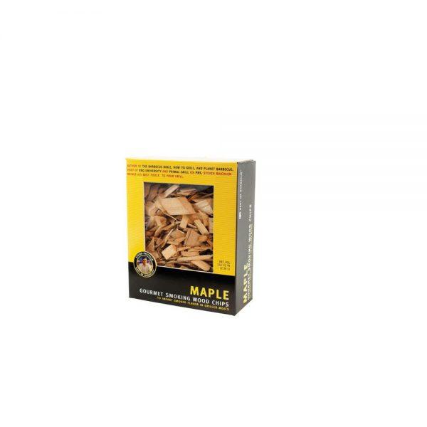 steven raichlen maple wood chips