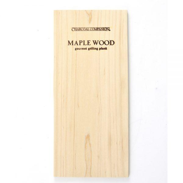 charcoal companion esdoorn houten grillplank